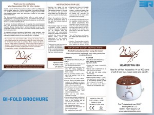 Brochures, Flyers, Posters and Leaflets