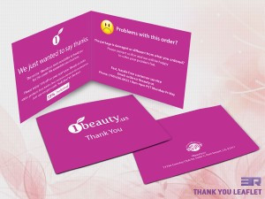 Thanks Leaflet 1Beauty